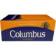 Бумага для самокруток Columbus 50 шт  (5410133831313)