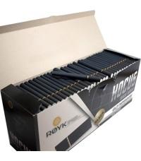 ЧЁРНЫЕ Сигаретные гильзы для набивки  HOCUS BLACK 500 штук