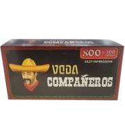 Гильзы для сигарет COMPANEROS 1000 шт (5908256810204)