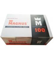 Гильзы для набивки сигарет Magnus Extra Long 24 мм 100 штук