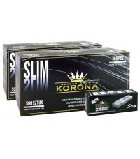 Набор Korona для набивки сигарет Slim