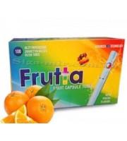 Сигаретные Гильзы с капсулой Frutta  Orange 100 шт (5903240299577)
