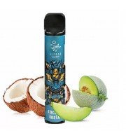 Одноразовый Pod Elf Bar 1500 850mAh Coconut melon (Кокос дыня)