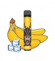 Одноразовый Pod Elf Bar 1500 850mAh Banana Ice (Банан Лед)
