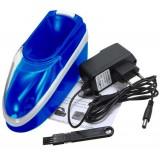 Электрическая машинка для сигарет Gerui GR-12-001 синяя