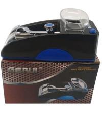 Электрическая машинка для набивки сигарет Gerui GR-12-005 синяя
