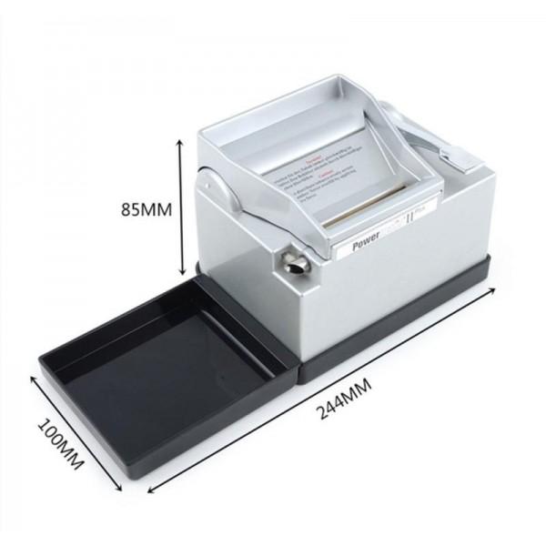 Машинка для изготовления сигарет в домашних условиях купить цена купить в калуге сигареты без акциза