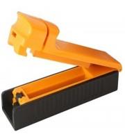 Машинка для набивки сигаретных гильз MB-01 желтая