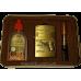 Подарочный Набор GUN Зажигалка, бензин, мундштук