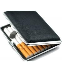 Портсигар Ophone на 20 сигарет Черный