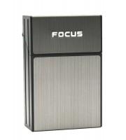 Портсигар для пачки сигарет Focus JD-YH035