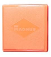 Портсигар MAGNUS пластиковый на 20 сигарет Жёлтый (340021-16)