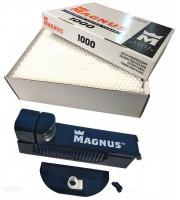 Набор для набивки сигарет Magnus - сигаретные гильзы 1000 шт, машинка для набивки гильз (5903111633869)
