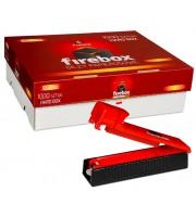 Набор для набивки сигарет Firebox — сигаретные гильзы 1000 шт, машинка для набивки гильз (5903111633059)