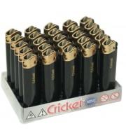 Зажигалки Cricket Original 50 шт Черный (8710732206459)